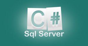 آموزش برنامه نویسی سی شارپ و پایگاه داده Sql Server در ویژوال استودیو ۲۰۱۵